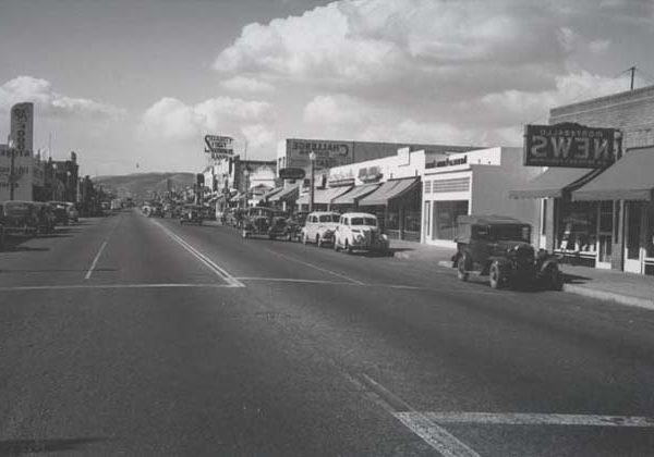 Pico Rivera street scene