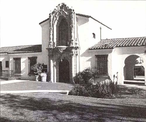 Claremont Santa Fe Depot, c. 1926.