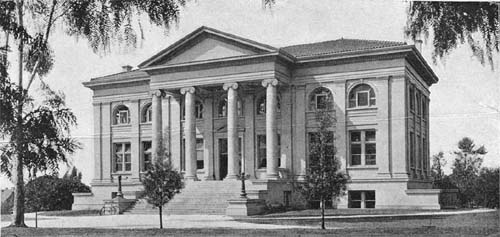 Pomona College Library, 1913