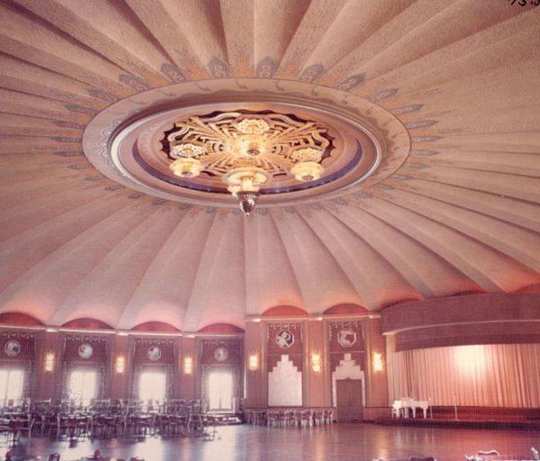 Casino ballroom, c. 1940s
