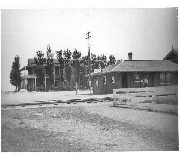Lancaster Railroad Depot