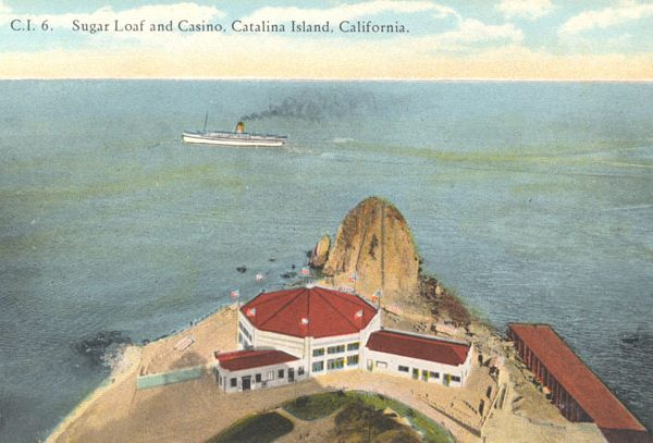 First Casino and Sugarloaf, c. 1920s