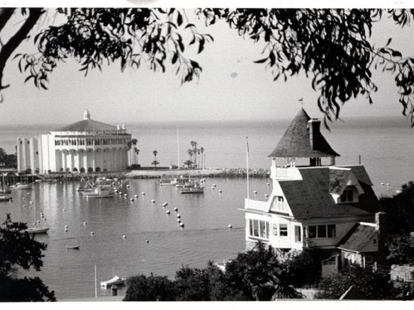 Casino, Avalon Bay, and the Holly Hill House, 1980