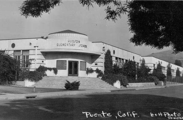 Hudson Elementary School in La Puente