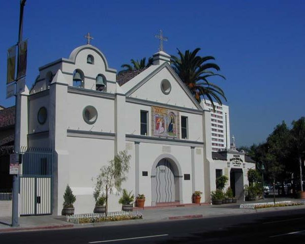 Our Lady Queen of Los Angeles Catholic Church