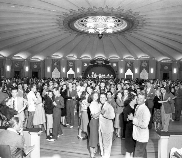 Dancers in Casino ballroom, c. 1940