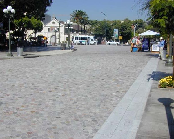 El Pueblo de Los Angeles Historic Monument