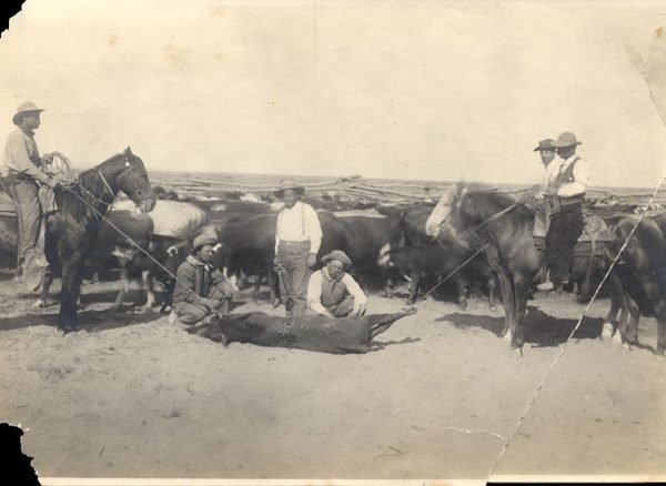 The first rodeo in Antelope Valley