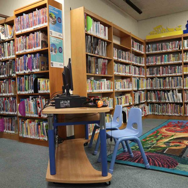 charter oak library reading