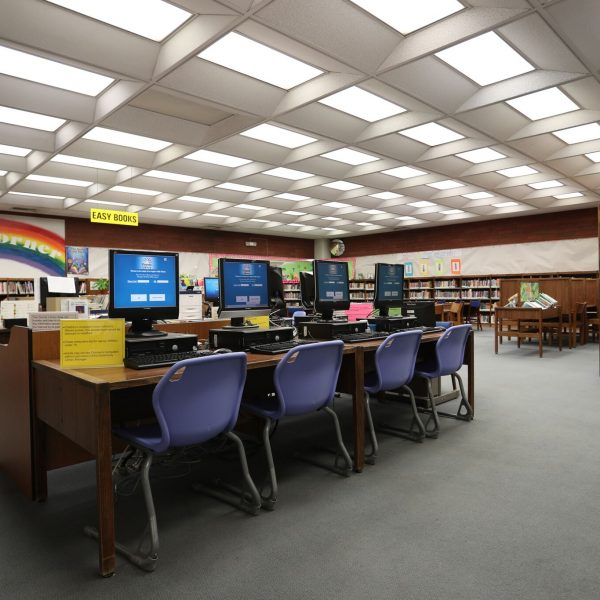 Norwood Library computers