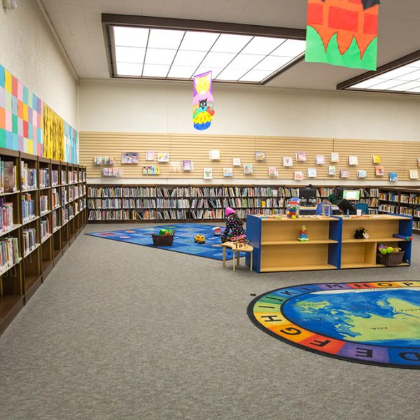 Compton Library children area