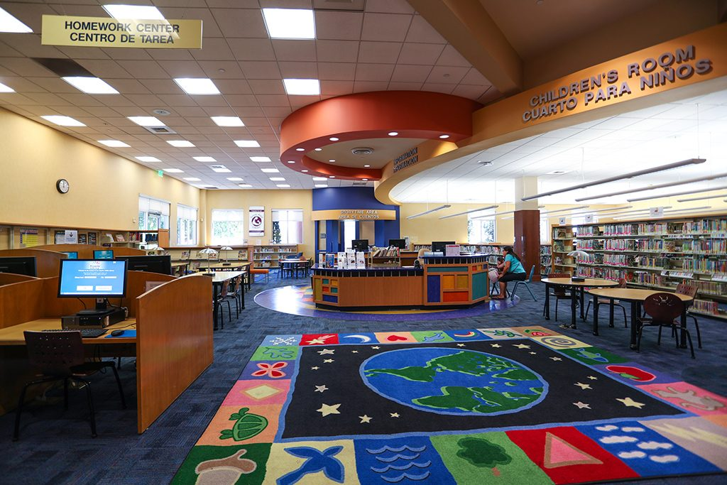 East Los Angeles Library – LA County Library