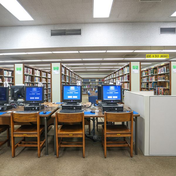 montebello library computers