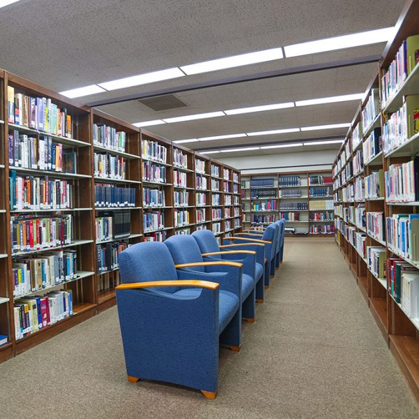 montebello library reading area