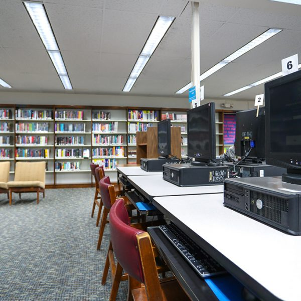 computers at Alondra Library