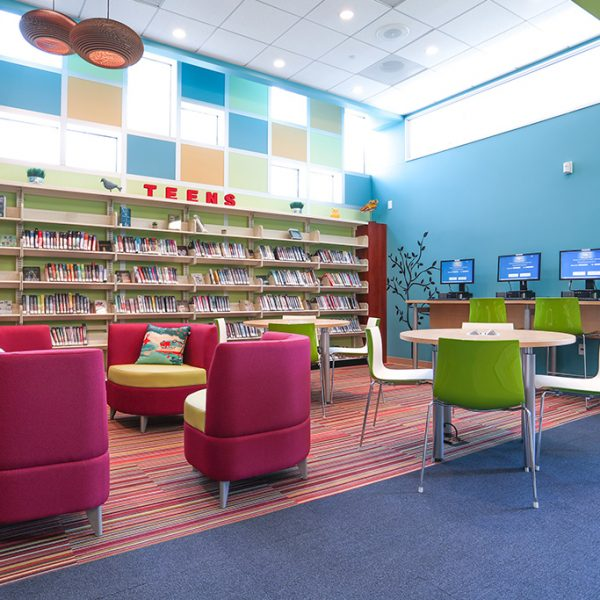 Artesia Library childrens area