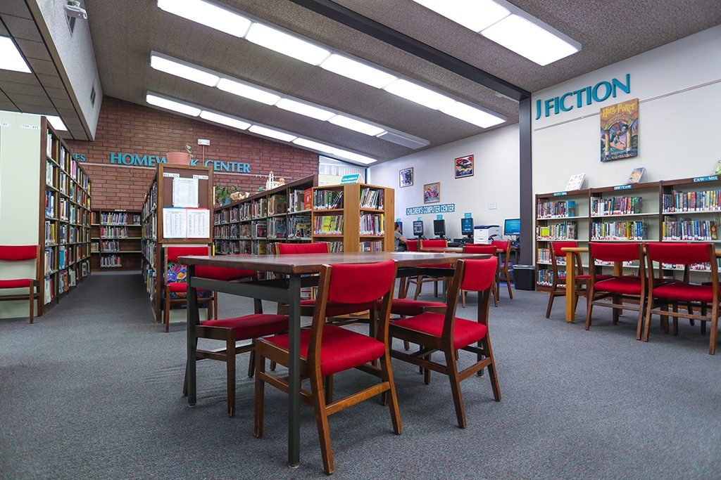 George Nye, Jr  Library – LA County Library
