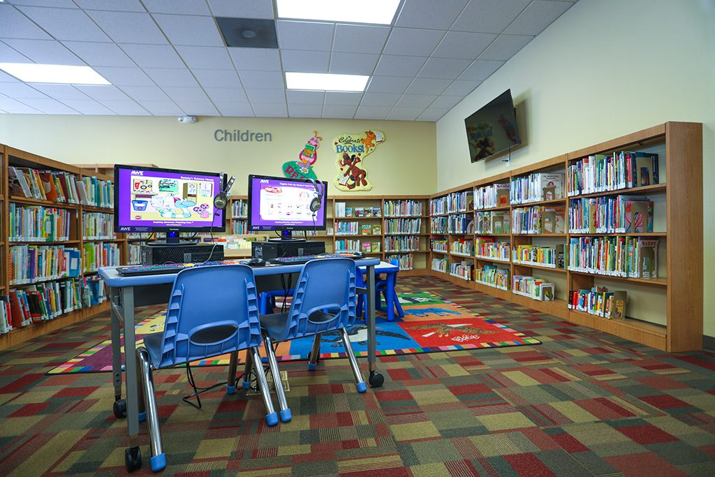 Lake Los Angeles Library La County Library