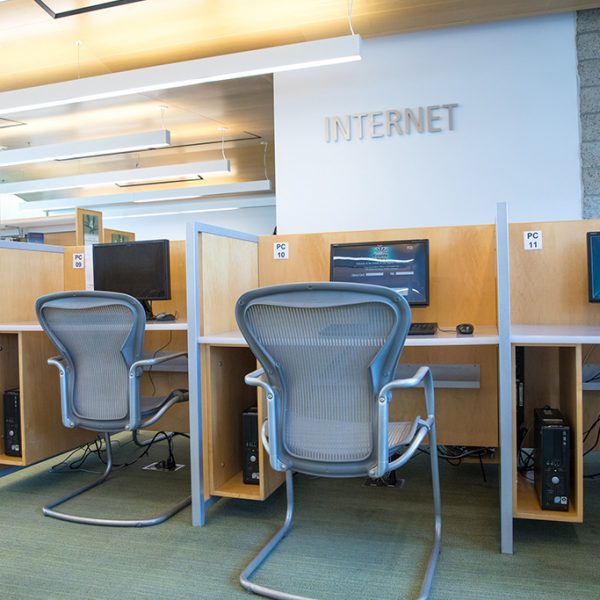 Lawndale computer area