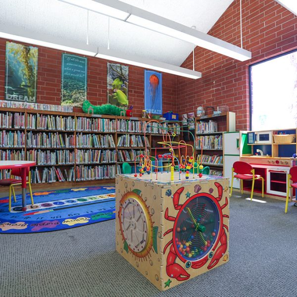 Lloyed Taber play area