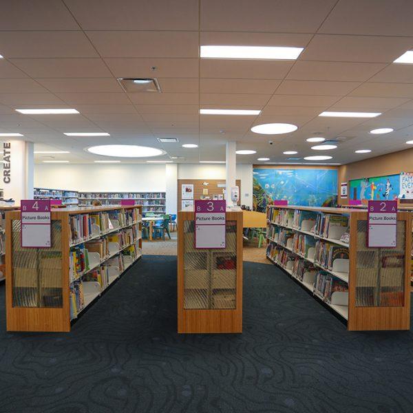 Malibu library