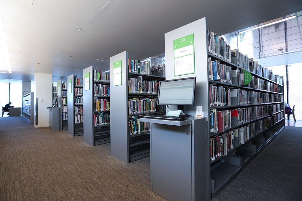 Manhattan Beach Library – LA County Library