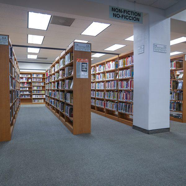 San Fernando library