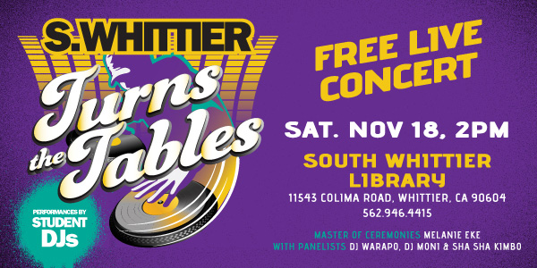 SW Turns Tables Concert