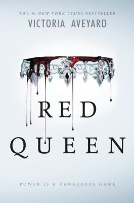 Red Queen (book cover)