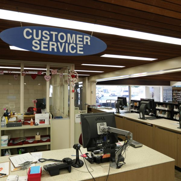 duarte library customer service