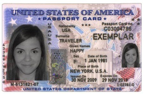 How can i get my passport card