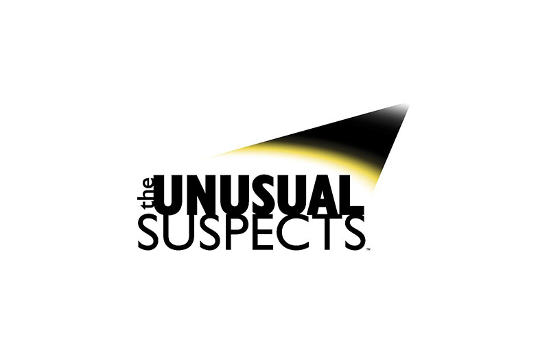 Unusual Suspect logo