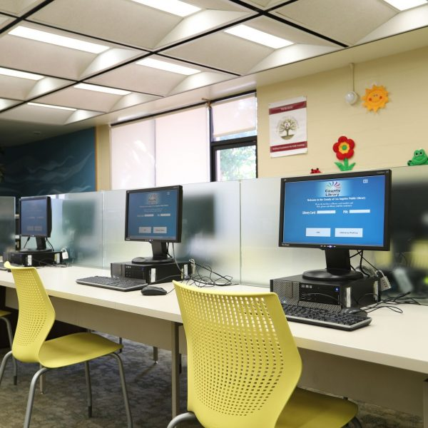 walnut library computers