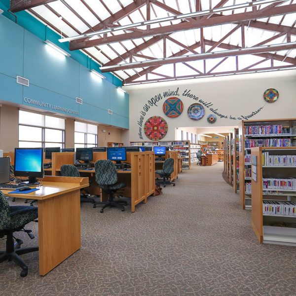 Acton Agua Dulce Library