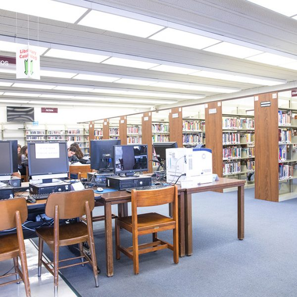 Bell Library Computer
