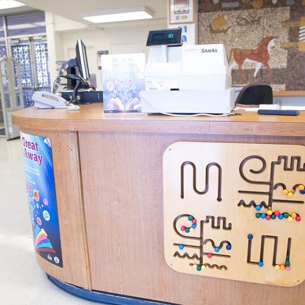 Bell Library Help Desk