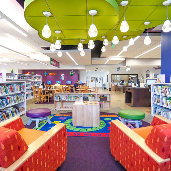 hacienda heights library childrens area