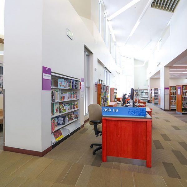 Pico Rivera Library