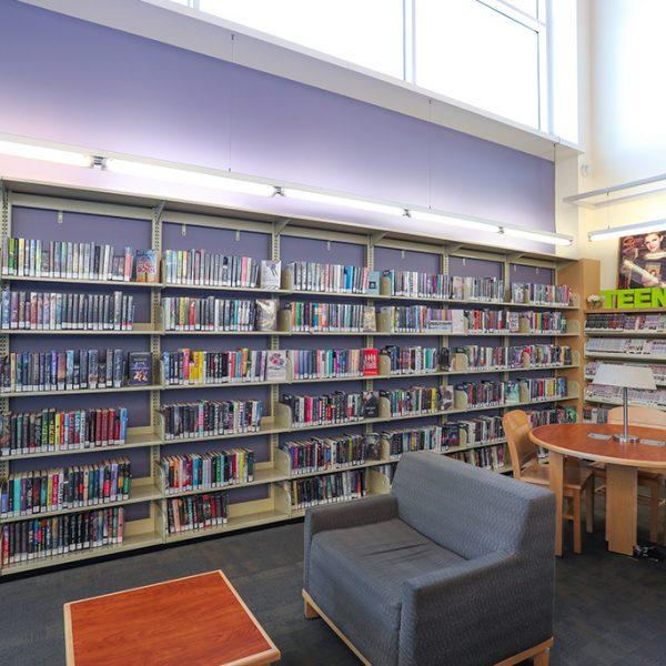 Sorensen Library teen area
