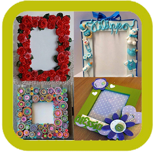 Diy Picture Frame Craft La County Library