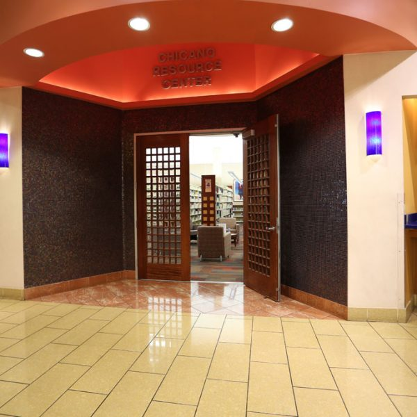 Chicano Resource Center Interior