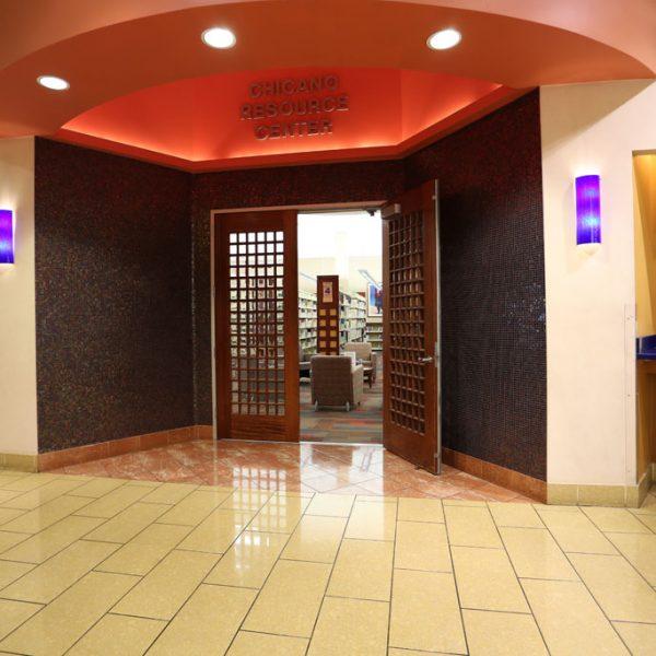 Chicano Resource Center Interior