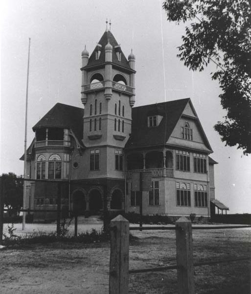 Washington Elementary School, 1888