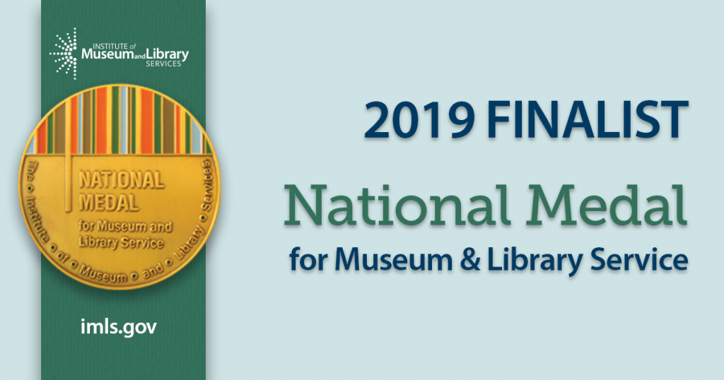 2019 finalist national medal
