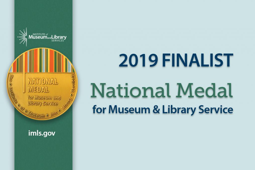 2019 finalist national medal